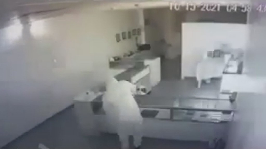 Johnston Jewelry Store Smash And Grab Caught On Camera