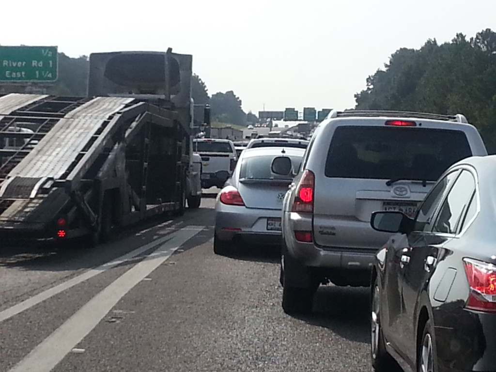 Deadly accident on I-26 Monday morning - ABC Columbia