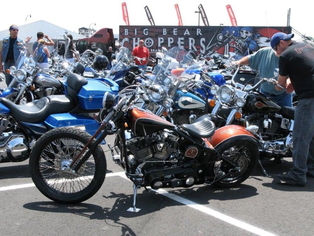 Myrtle Beach  Bike Week Attendance