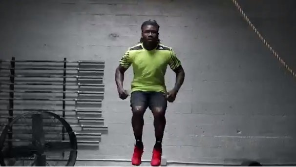 adidas shoe commercial
