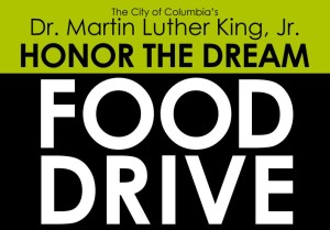 Honor the Dream Food Drive