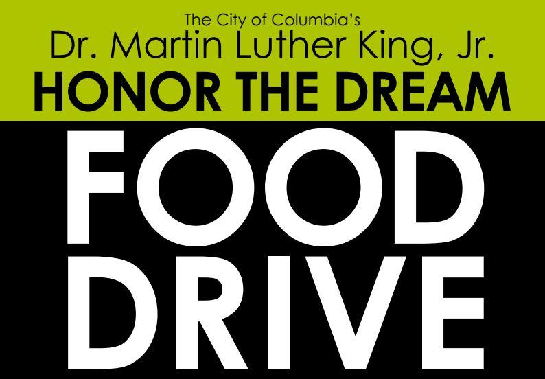 Honor the Dream Food Drive