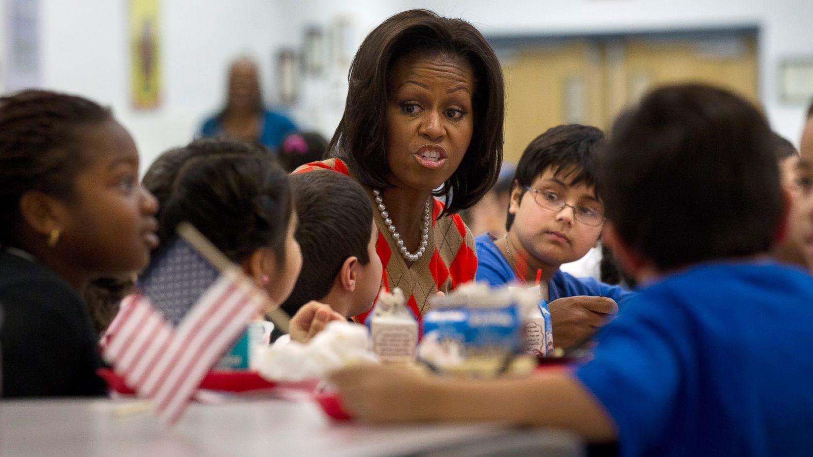 michelle obama gop congress head toward truce on school
