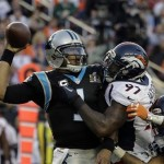 Broncos Take Super Bowl 50