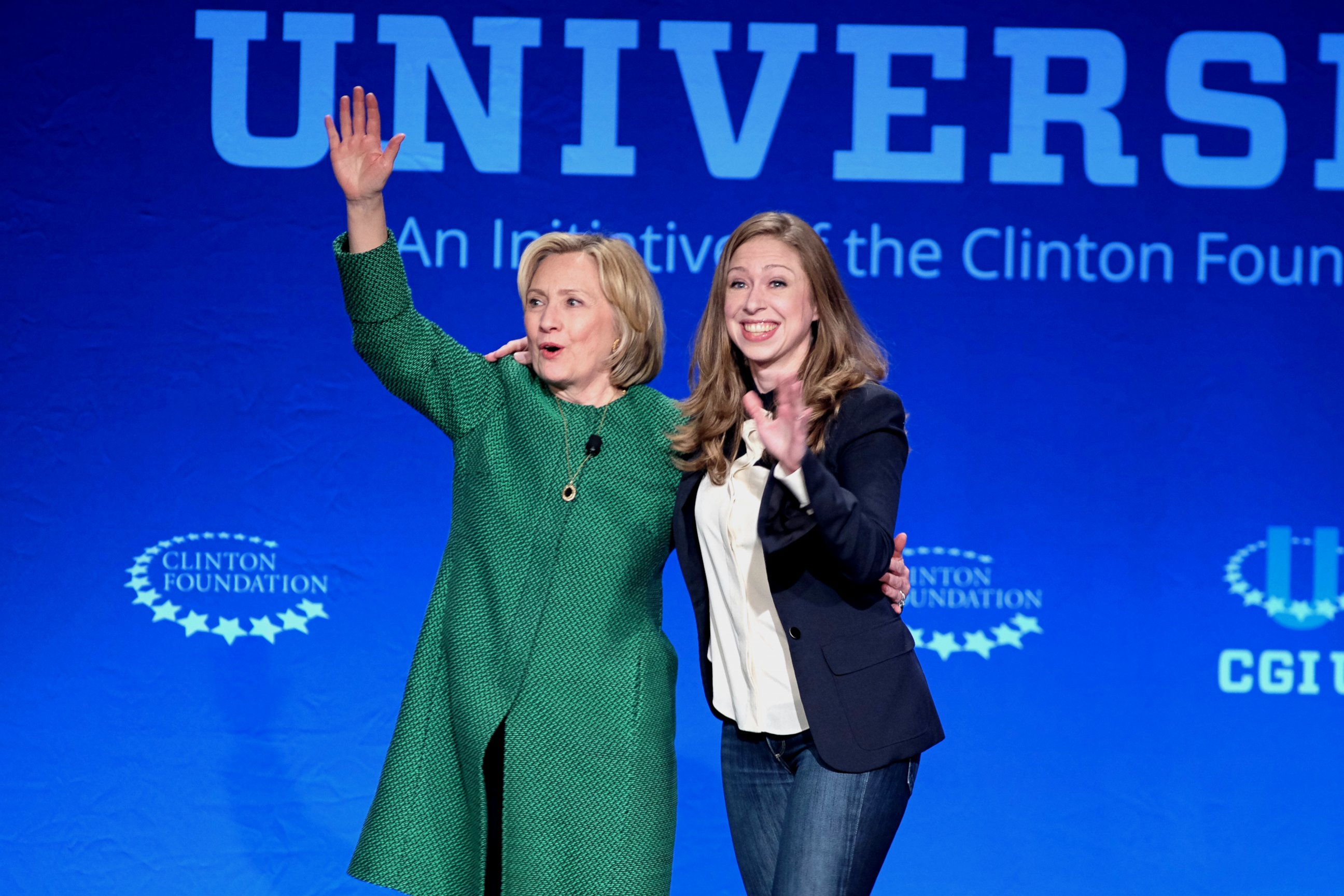 Clinton Family Hits Campaign Trail in SC ABC Columbia