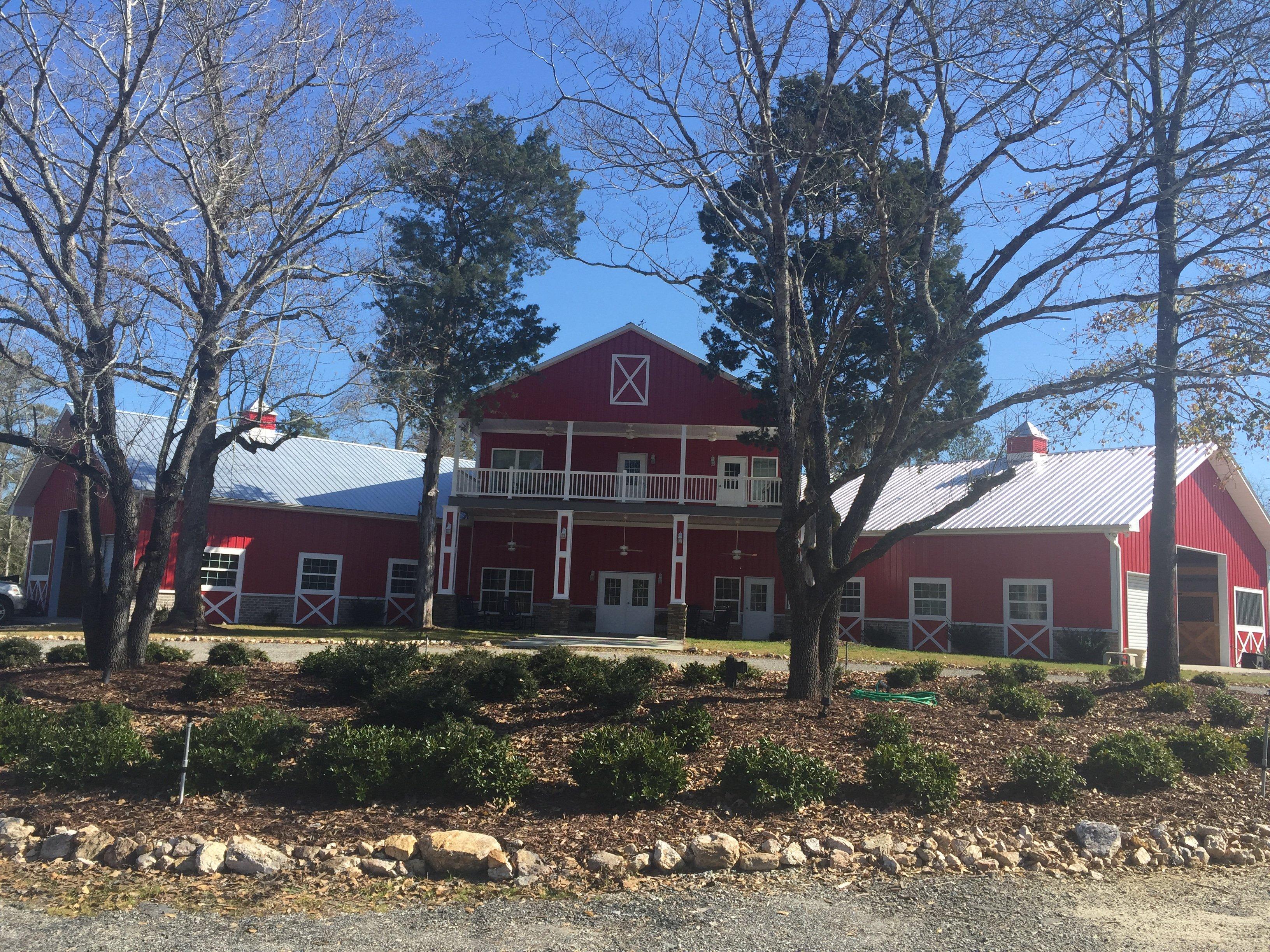 Watch Big Red Barn Introduces Art Healing Program Abc