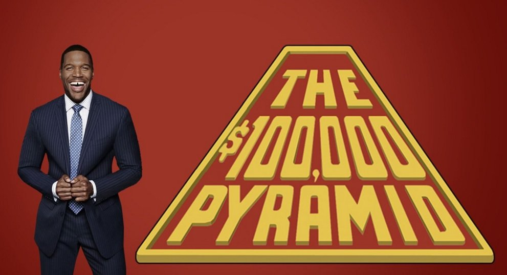 100000 pyramid game hosts crossword