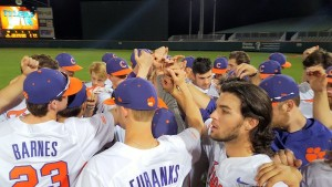 Courtesy @ClemsonBaseball