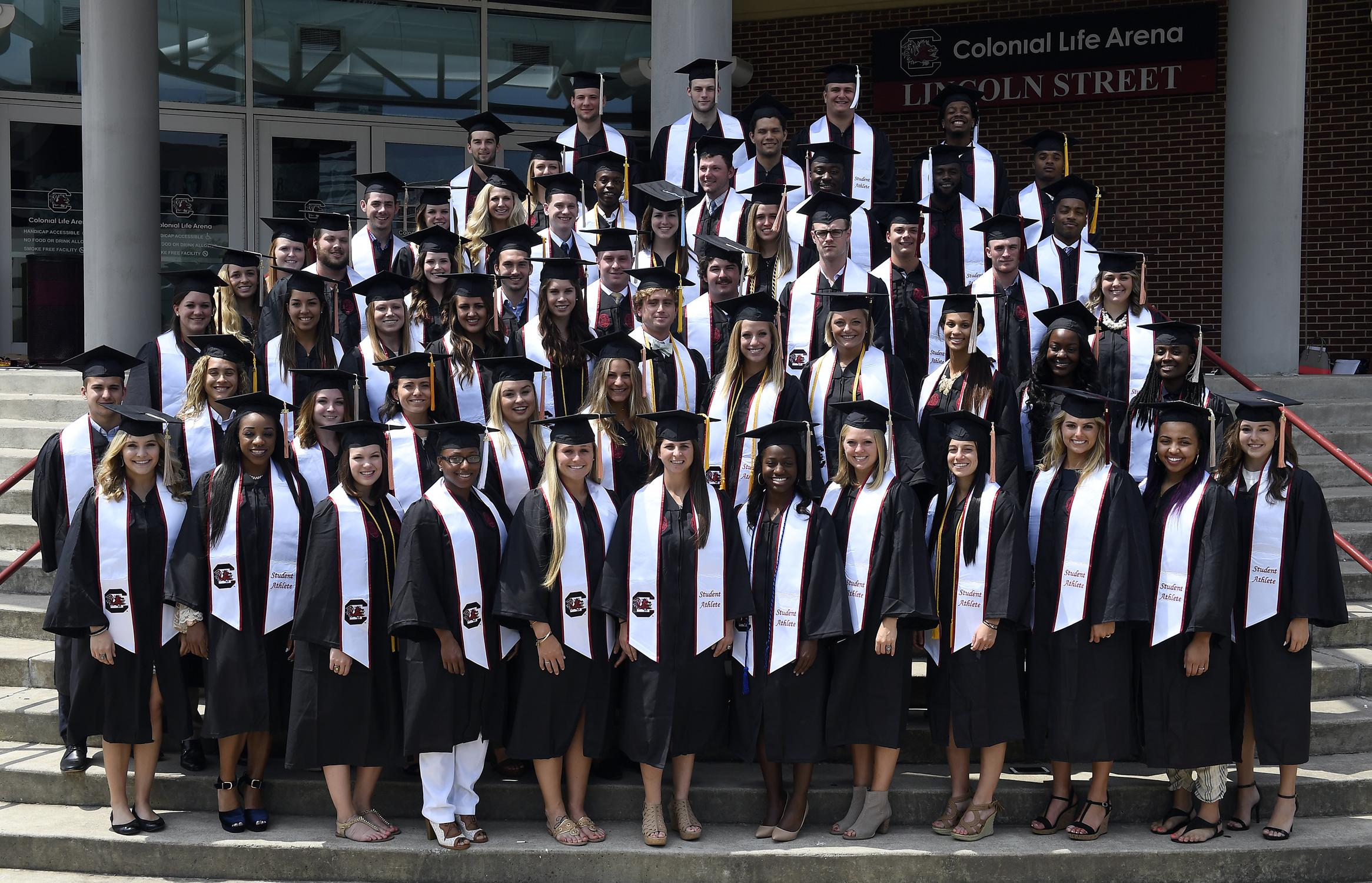 Usc Columbia Graduation Ring