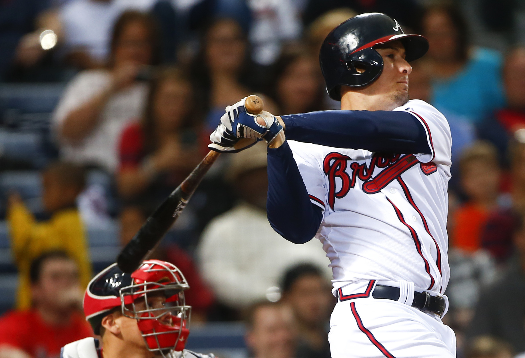 Braves Back In Semis Third Time: Braves Trade Johnson Back To Mets