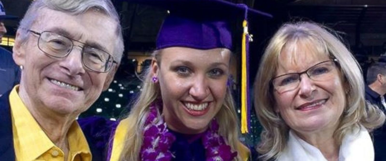 Woman Graduates From University Where She Was Abandoned as a Baby