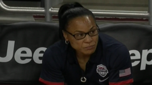 Dawn Staley Team USA Shirt