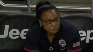 Dawn Staley Team USA Shirt