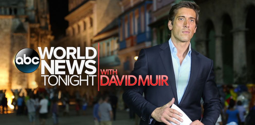ABC News Picture: ABC World News Tonight Adds More Than 1M Total Viewers