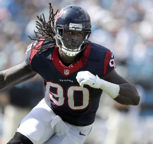finest selection 84dc3 1bfa7 Former Gamecock Jadeveon Clowney Selected to 2017 Pro Bowl ...