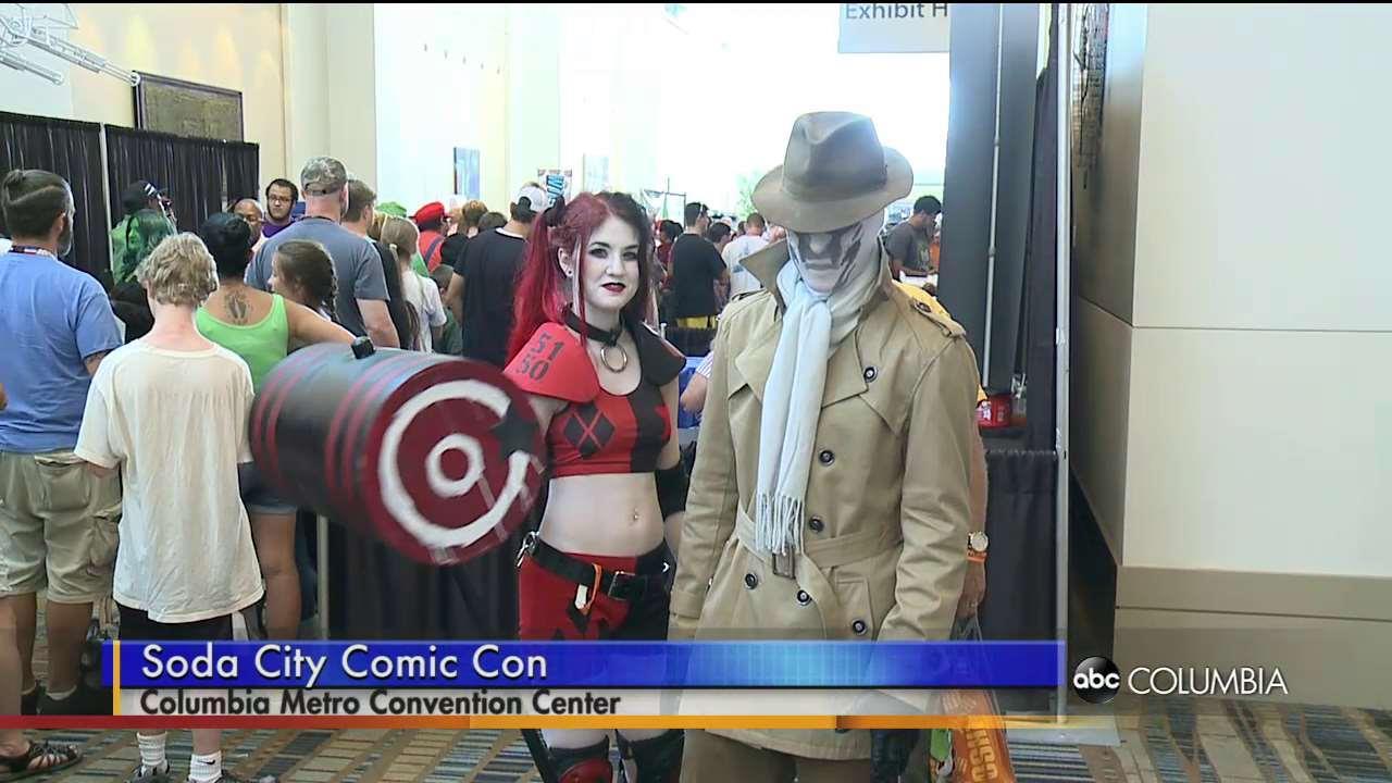 Watch: Soda City Comic Con - ABC Columbia