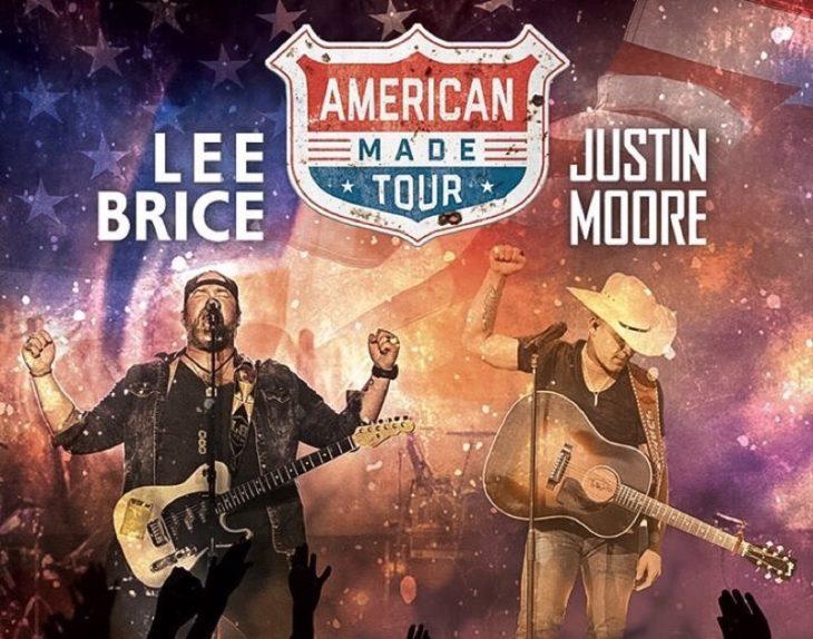 Lee Brice Tour Schedule