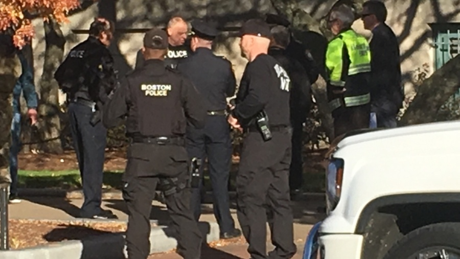 Reports of suspicious device at Boston University unfounded