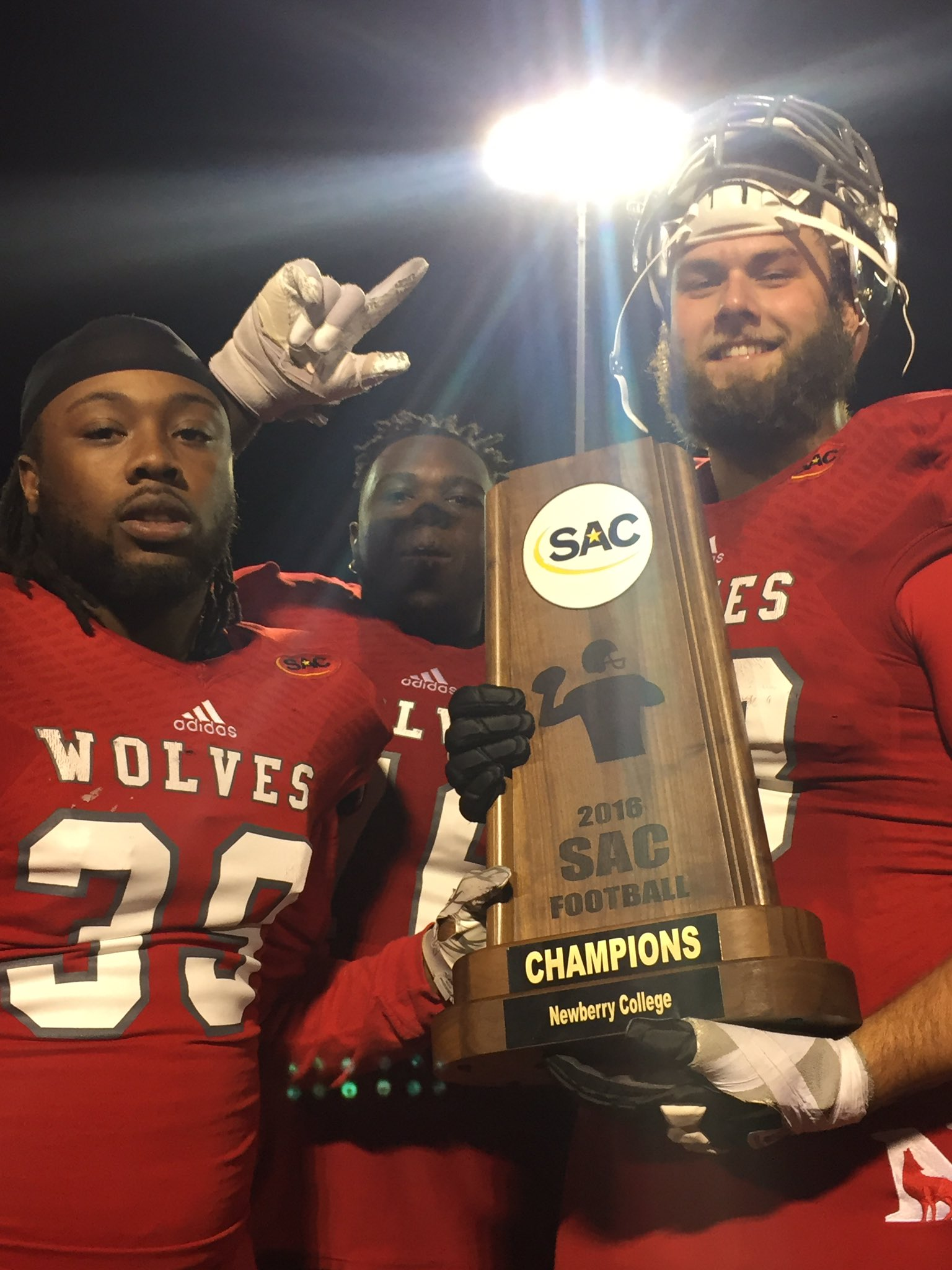 hot sale online 4d169 4a956 Newberry Downs Wingate to Win SAC Championship - ABC Columbia