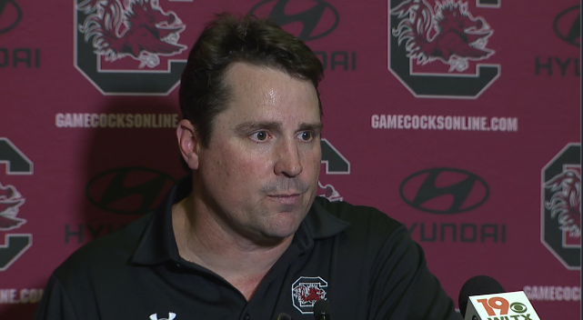 Will Muschamp's Post Game Comments at Florida - ABC Columbia