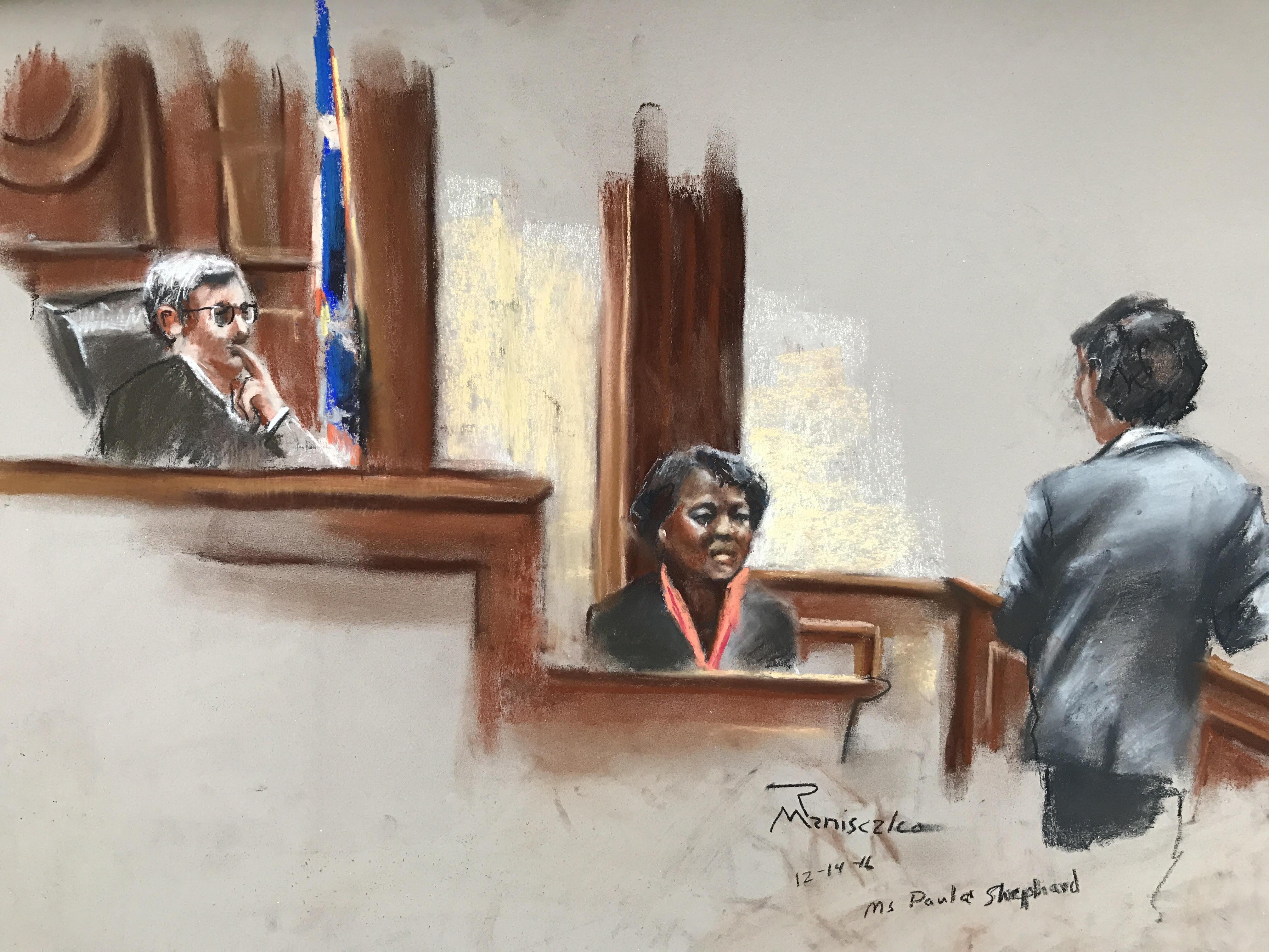 Prosecution Versus Defense