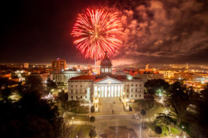 Famously Hot New Year @ Gervais Street at Sumter Street    Columbia   South Carolina   United States