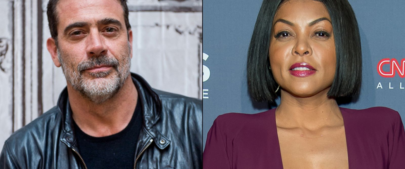 """Actor Jeffrey Dean Morgan discusses """"The Walking Dead"""" during The Build Series at AOL HQ, on Nov. 30, 2016, in New York City 