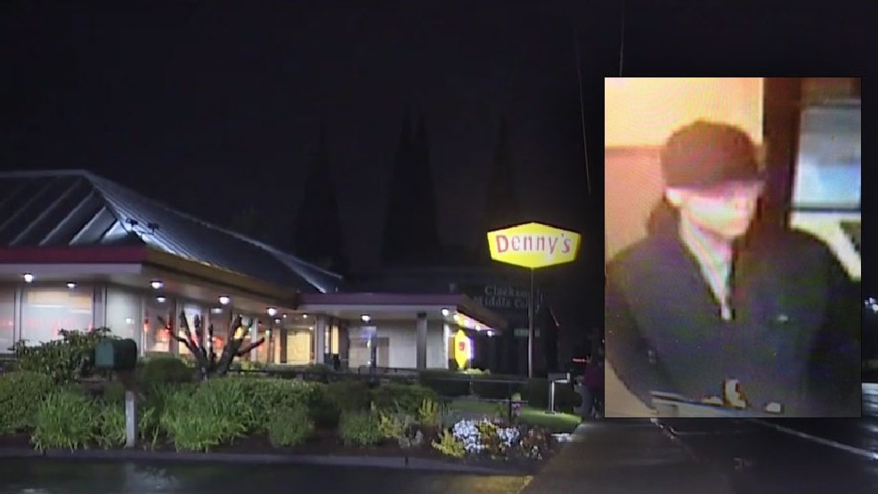 Oregon man arrested after setting stranger ablaze at Denny's