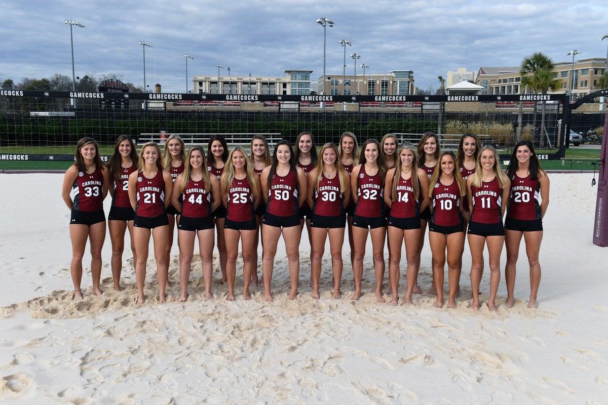 Beach Volleyball Schedule  Florida