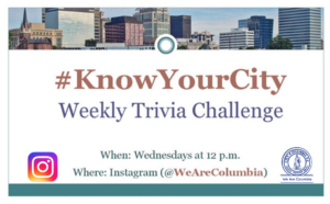 #KnowYourCity @ City Hall | Columbia | South Carolina | United States