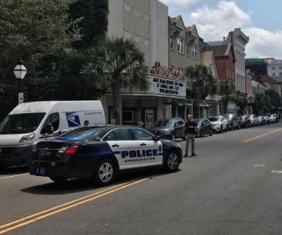 Charleston police responding to 'active shooter' situation