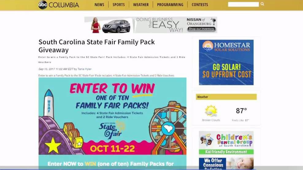 Local news abc columbia for Columbia craft show 2017