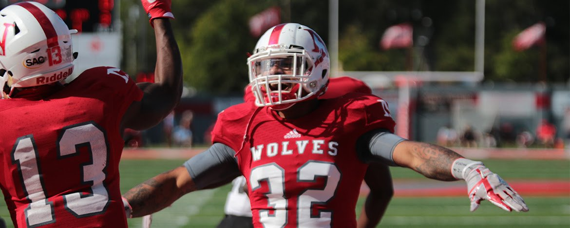 online store 0b4b1 6caa5 Newberry Wolves welcome Limestone to Setzler Field for ...