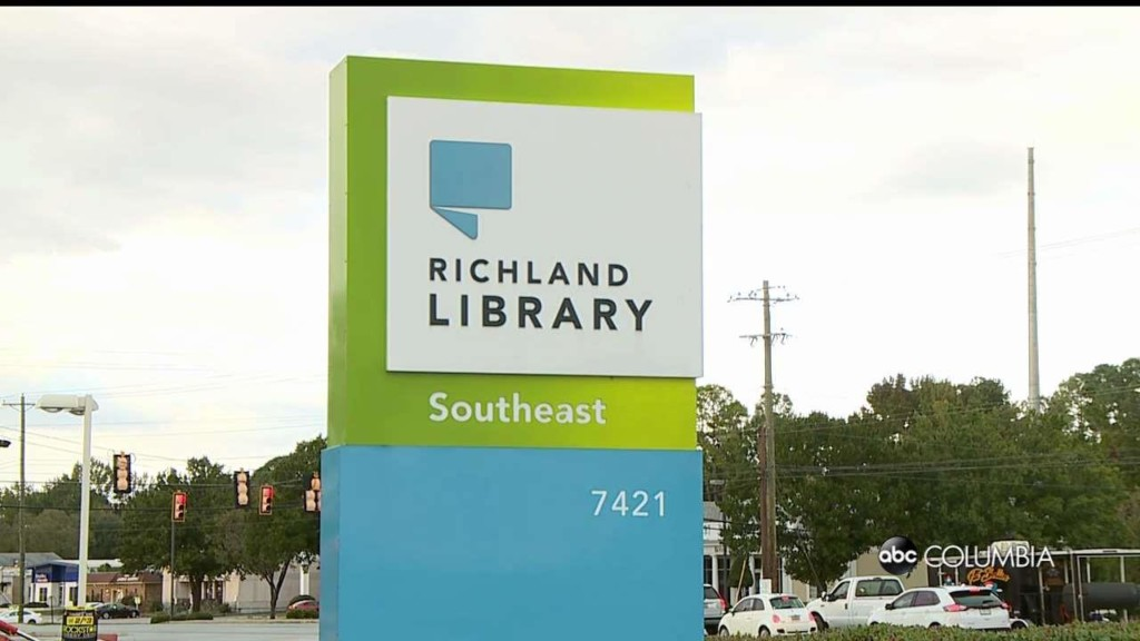 All Richland Library Locations Closed for Memorial Day