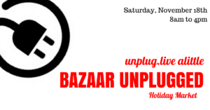 Bazaar Unplugged Holiday Market @ Across All Boundaries Christian Church | Columbia | South Carolina | United States