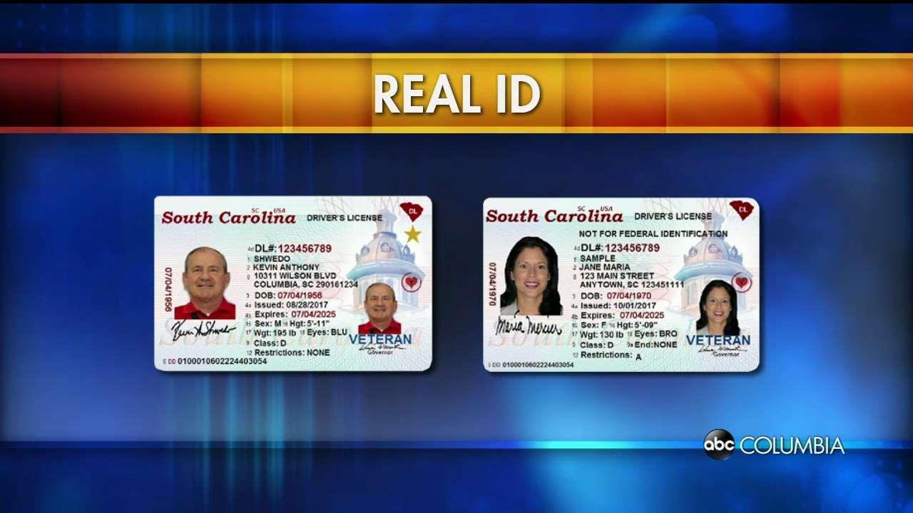 Image result for real id 2020