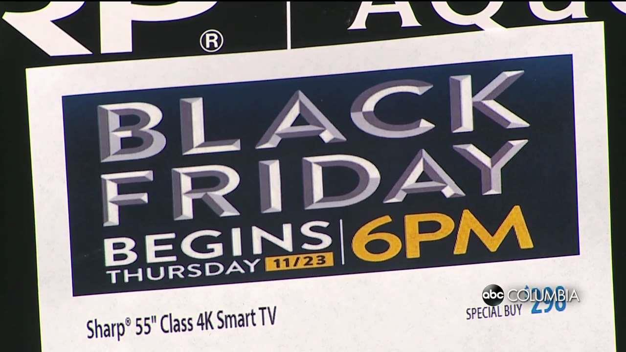 Shoppers Spent Big On Black Friday And Cyber Monday National Retail Federation Abc Columbia