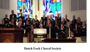 The Dutch Fork Choral Society @ Chapin United Methodist Church | Chapin | South Carolina | United States