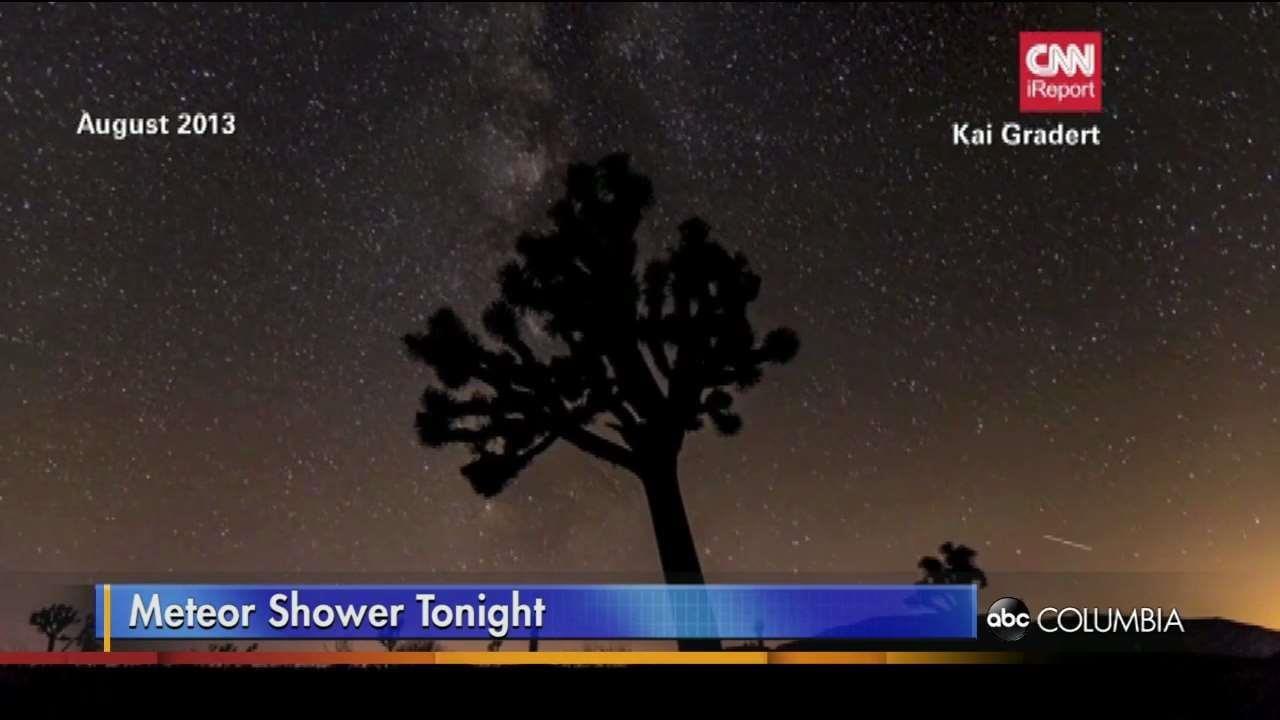 2017 meteor shower tonight nasa - photo #33