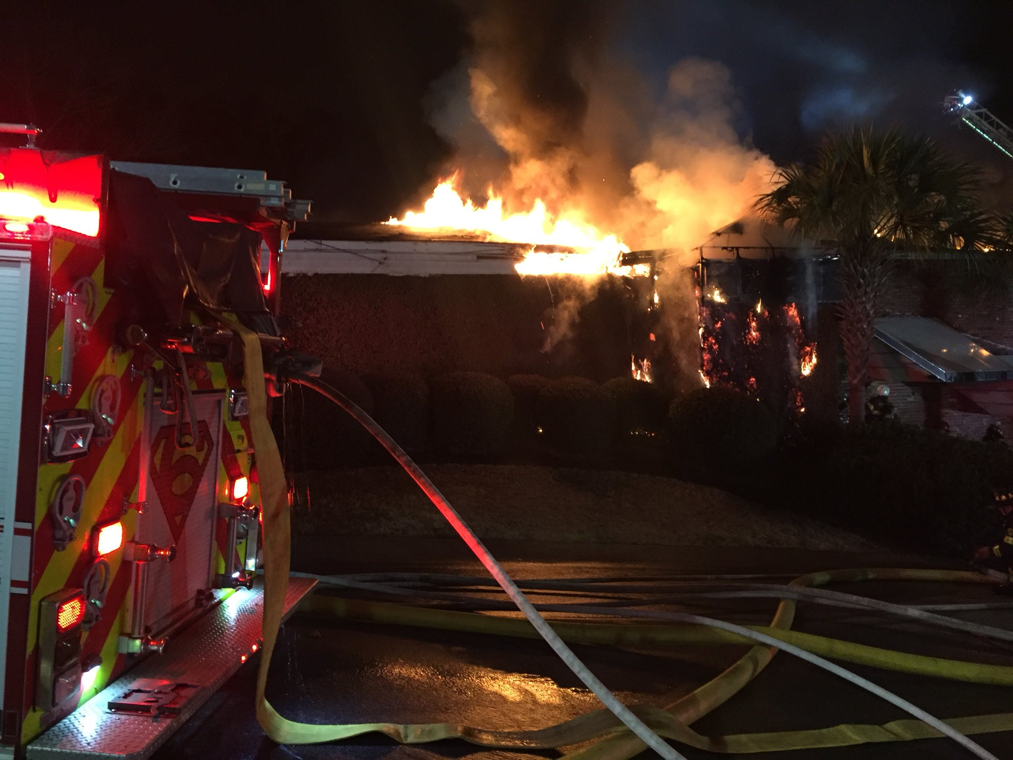 Columbia Strip Club Goes up in Flames ABC Columbia