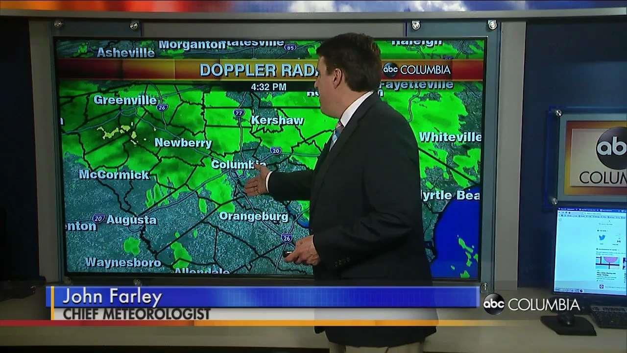 ABC Columbia Weather Update