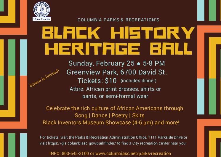 City of Columbia to Host Black History Heritage Ball - ABC