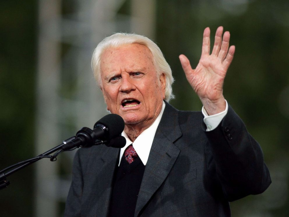 Funeral homes invite public to help honor Rev. Billy Graham