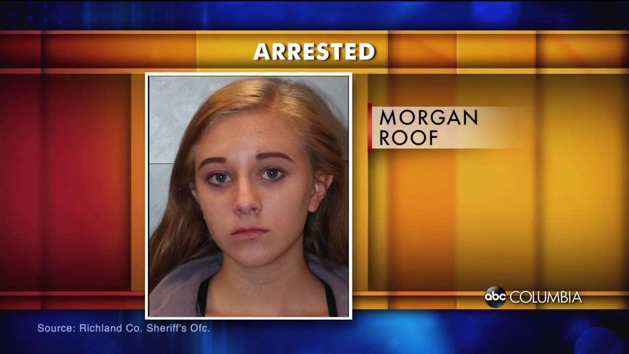 Update: Mugshot of Morgan Roof- Sister of Charleston Church