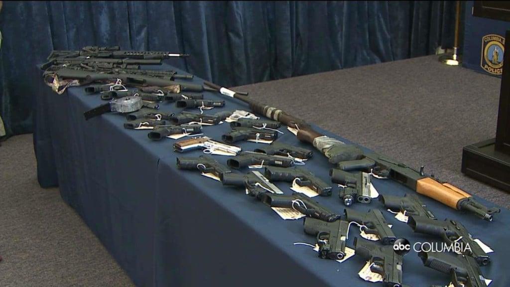 Columbia City Hall set to go orange for gun violence awareness - ABC