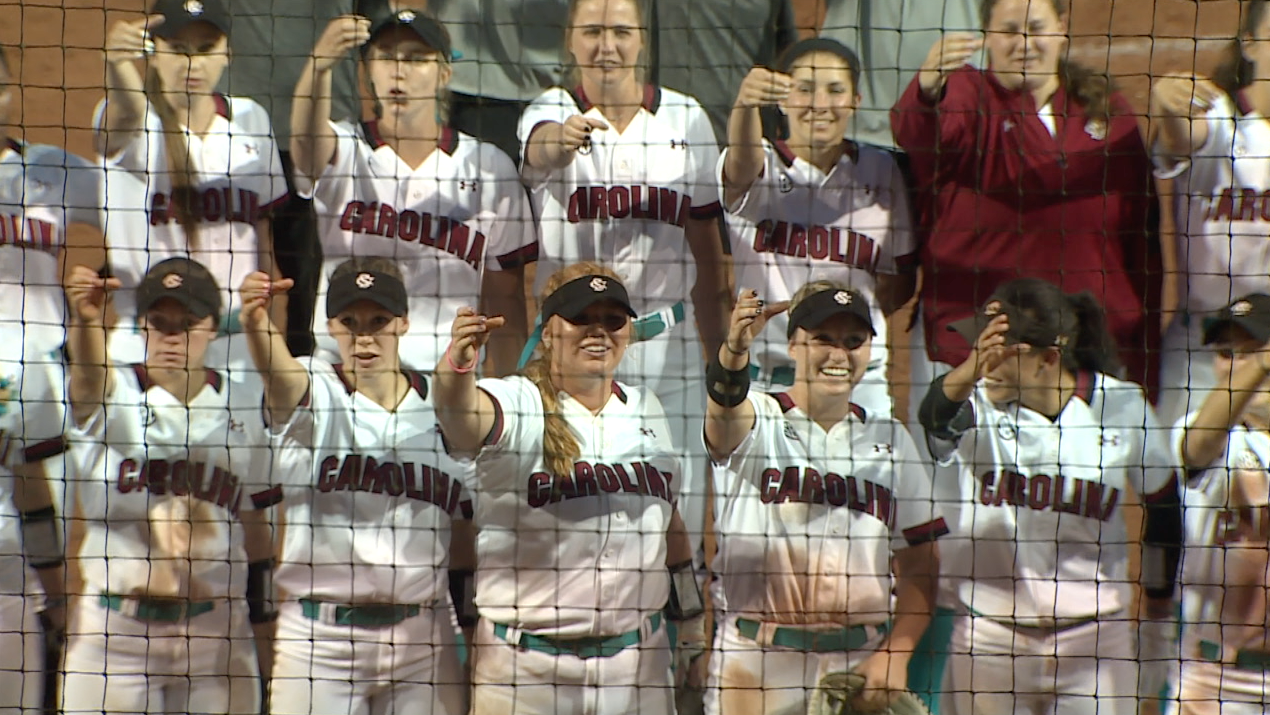 Gamecock softball picked to finish fourth in SEC