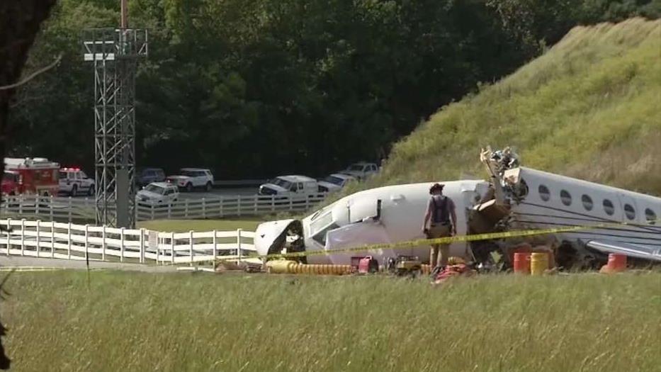 Feds release report on deadly South Carolina plane crash