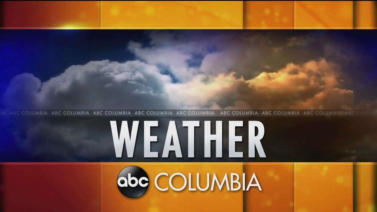 ABC Columbia Weekend Weather Forecast - ABC Columbia