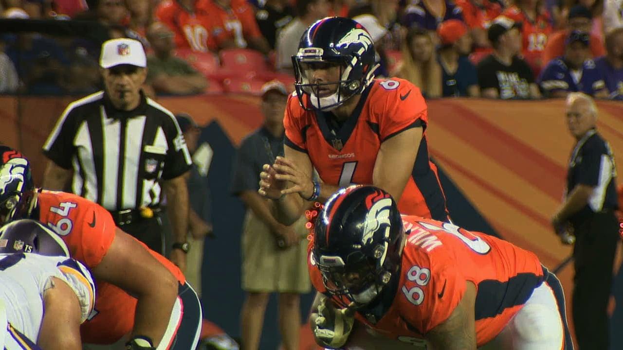 3607697ef97 Broncos cut ex-Clemson quarterback Chad Kelly a day after trespassing arrest  - ABC Columbia