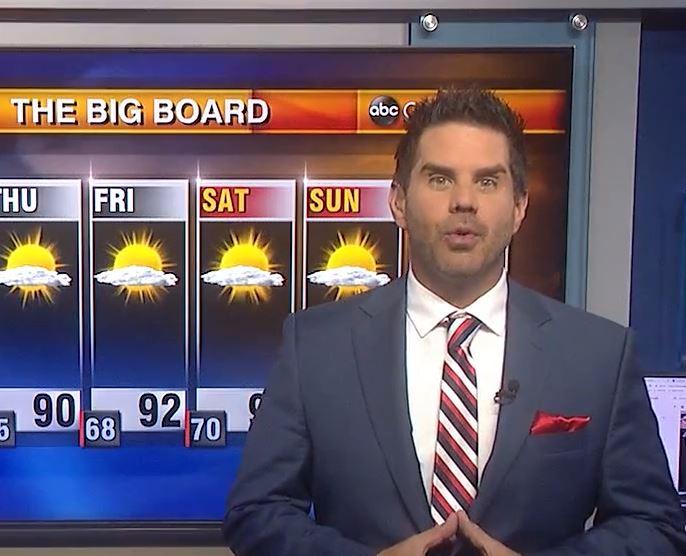 Tyler Ryan Tv Host Weather